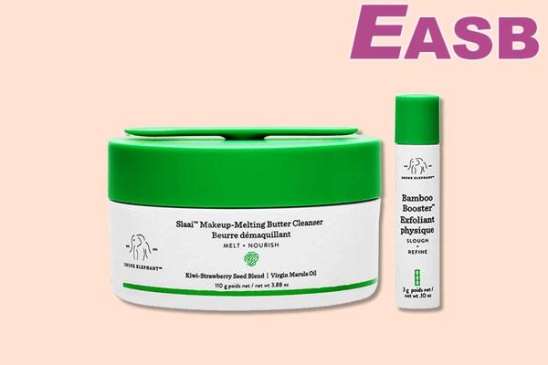 Drunk Elephant's Slaai Makeup Melting Butter Cleanser