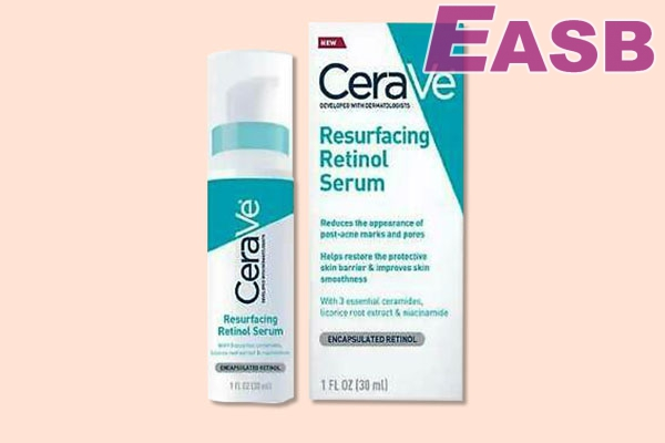 CeraVe's Resurfacing Retinol Serum