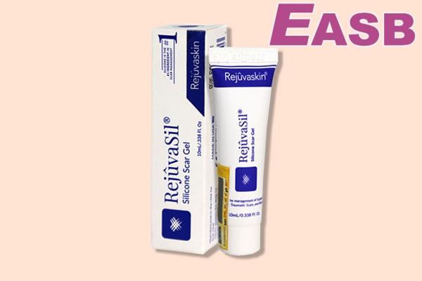Kem trị sẹo Rejuvasil Scar gel đạt tiêu chuẩn chất lượng TAQA và độ an toàn FDA