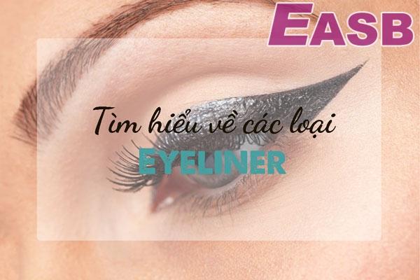 Eyeliner là một dụng cụ trang điểm, dùng để kẻ đường viền