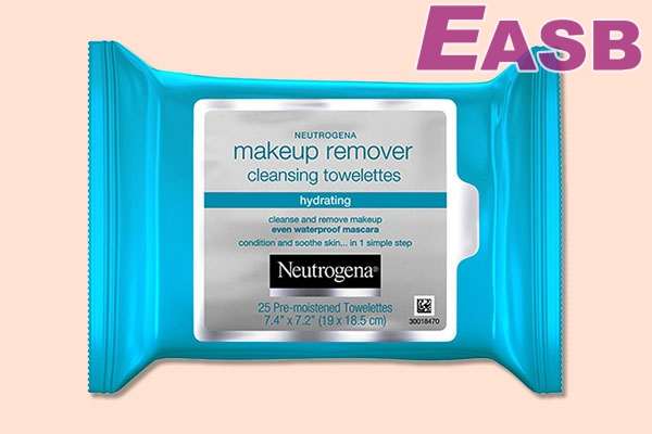 Makeup remover cleansing towelettes neutrogena