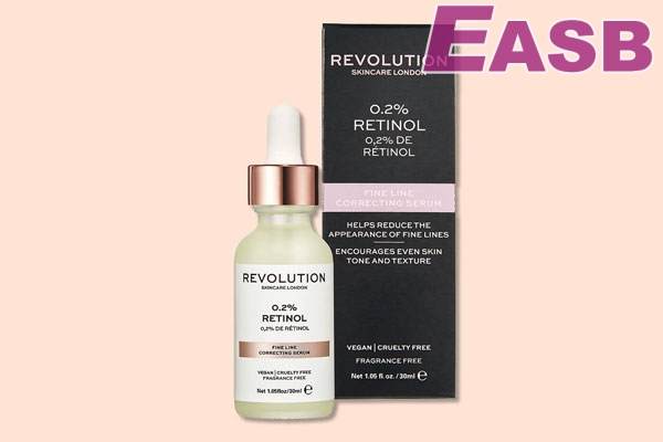 Revolution Skincare 0,2% Retinol Fine Line Correcting Serum