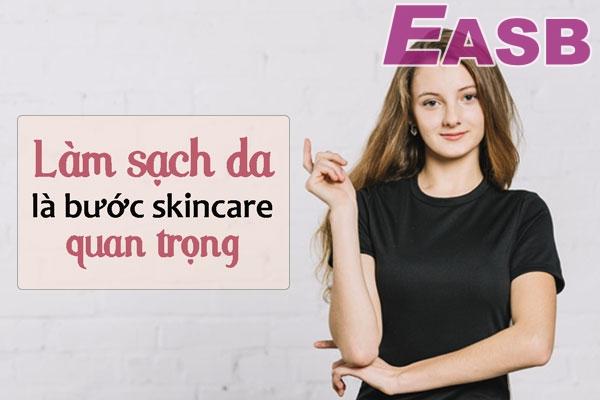 Tại sao cần nghiêm túc trong việc làm sạch da?