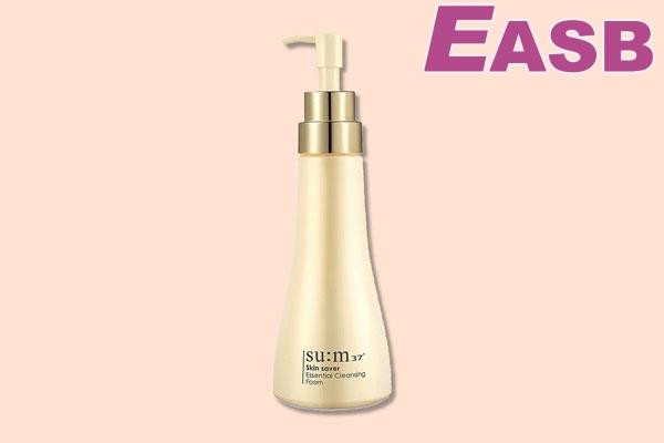Skin Saver essential cleansing foam nhà OHUI