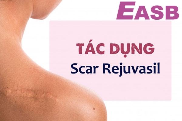 Scar Rejuvasil có tác dụng hỗ trợ điều trị hết sẹo lồi do tai nạn, phẫu thuật, sẹo phì đại, sẹo lâu năm,…