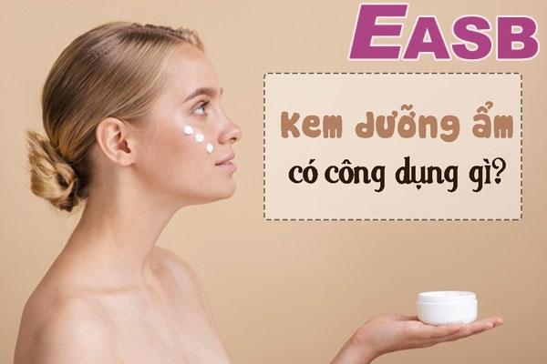 Kem dưỡng ẩm (Cream) là dạng kết cấu chứa nhiều dầu hơn nước, giúp làm mềm da