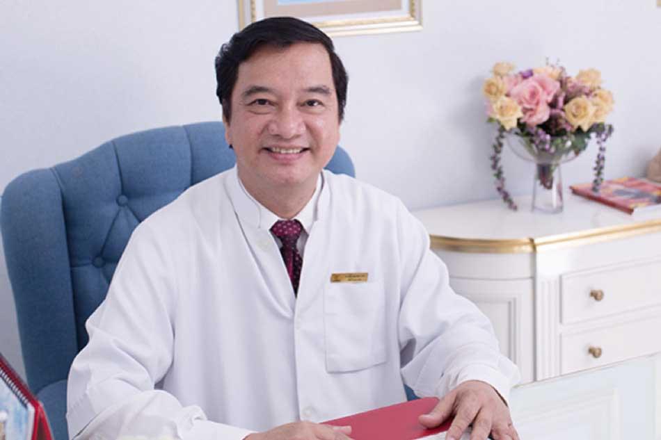 Bác sĩ Nguyễn Thanh Vân