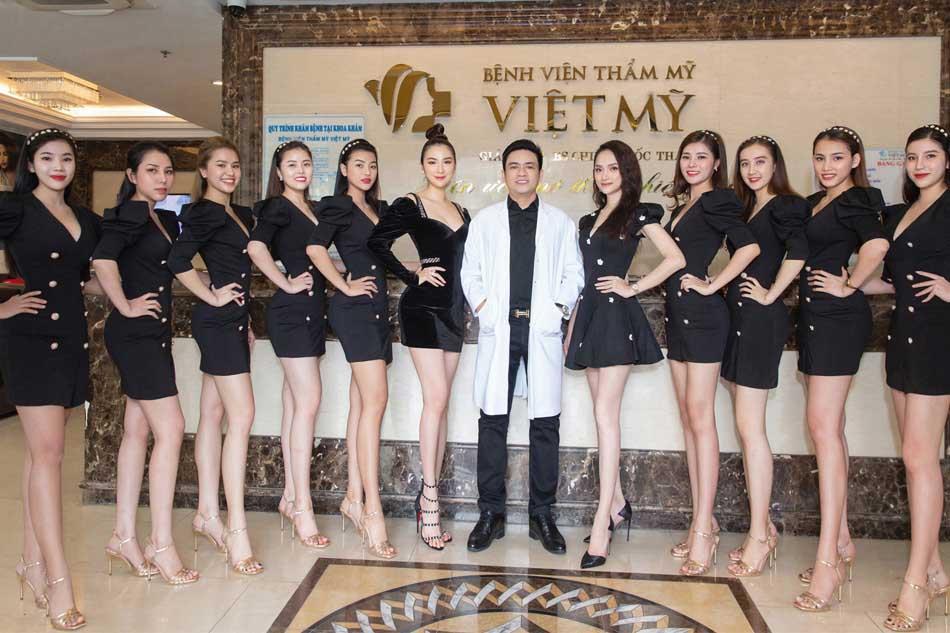 Bệnh viện thẩm mỹ Việt Mỹ - chăm sóc sắc đẹp số 1