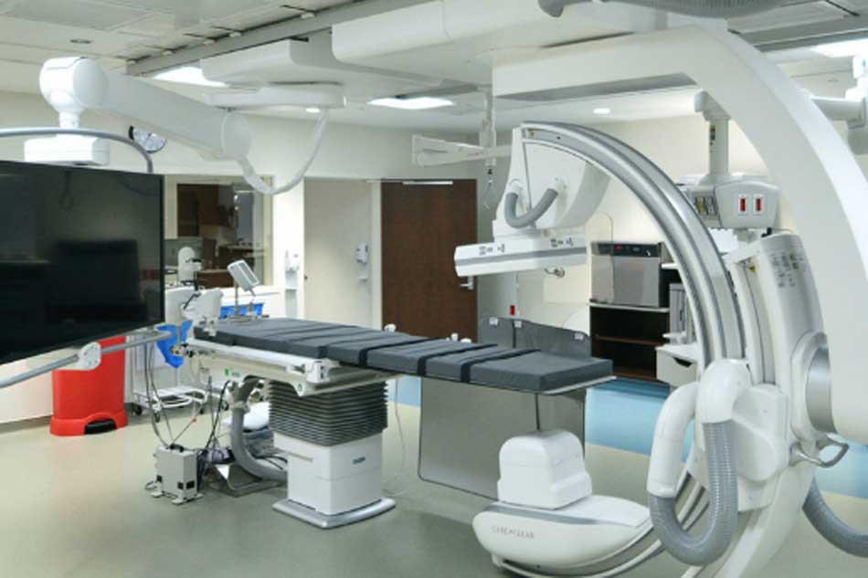 Bệnh viện thẩm mỹ Việt Mỹ có cơ sở vật chất hiện đại