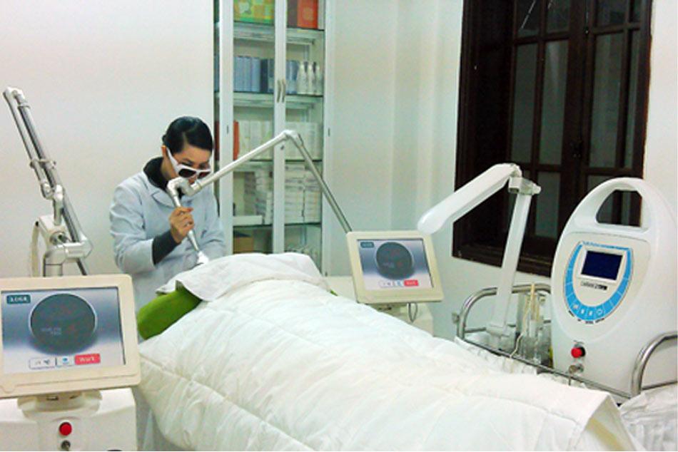 Thẩm mỹ viện Thanh Bình được nhiều khách hàng tin tưởng ghé thăm