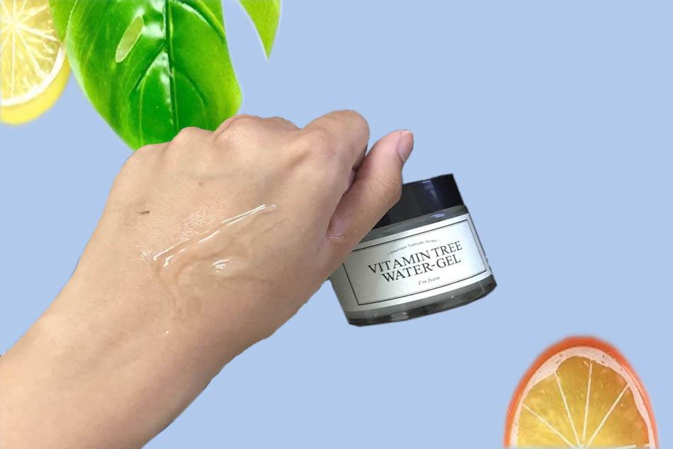 Đánh giá chung về Gel dưỡng I'm From Vitamin Tree Water