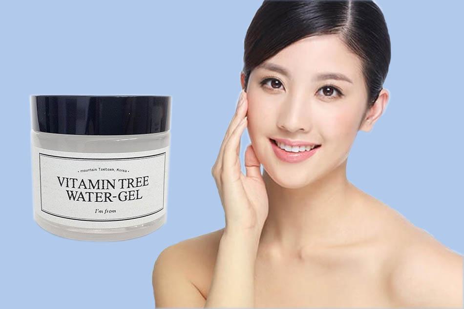 Ưu – nhược điểm của Gel dưỡng I'm From Vitamin Tree Water