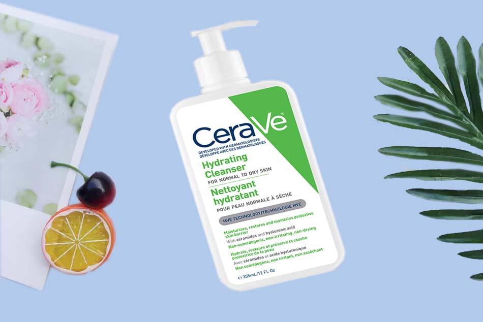 Hình ảnh Sữa rửa mặt Cerave Hydrating Cleanser