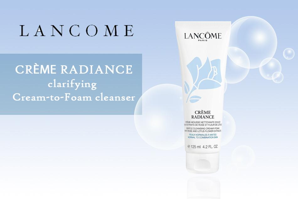 Sữa rửa mặt Crème Radiance Clarifying Cream-to-Foam Cleanser