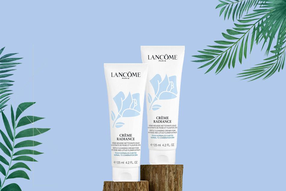 Sữa rửa mặt Crème Radiance Clarifying Cream-to-Foam Cleanser làm sạch sâu cho làn da tươi mát