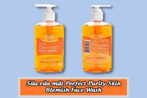 Sữa rửa mặt Perfect Purity Skin Blemish Face Wash