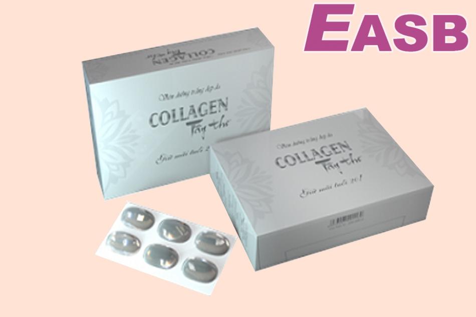 Tác dụng của TPBVSK Collagen Tây Thi