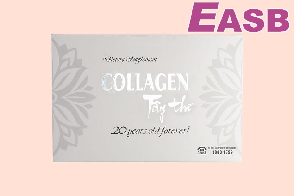Viên uống Collagen Tây Thi