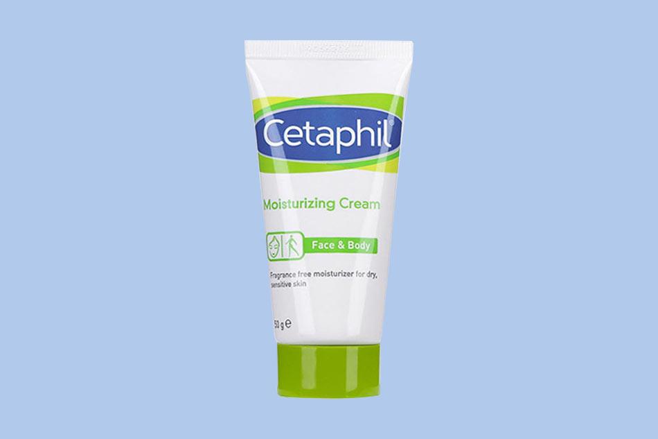 Hình ảnh tuýp kem dưỡng ẩm Cetaphil Moisturizing Cream