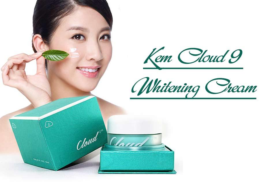 Kem Cloud 9 Whitening Cream
