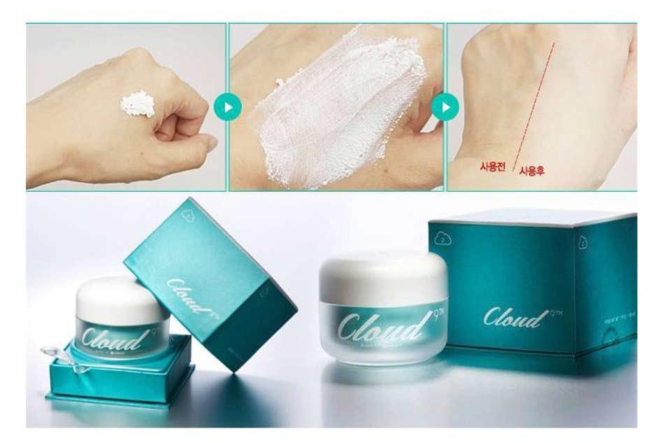 Kem Cloud 9 Whitening Cream có tốt không?