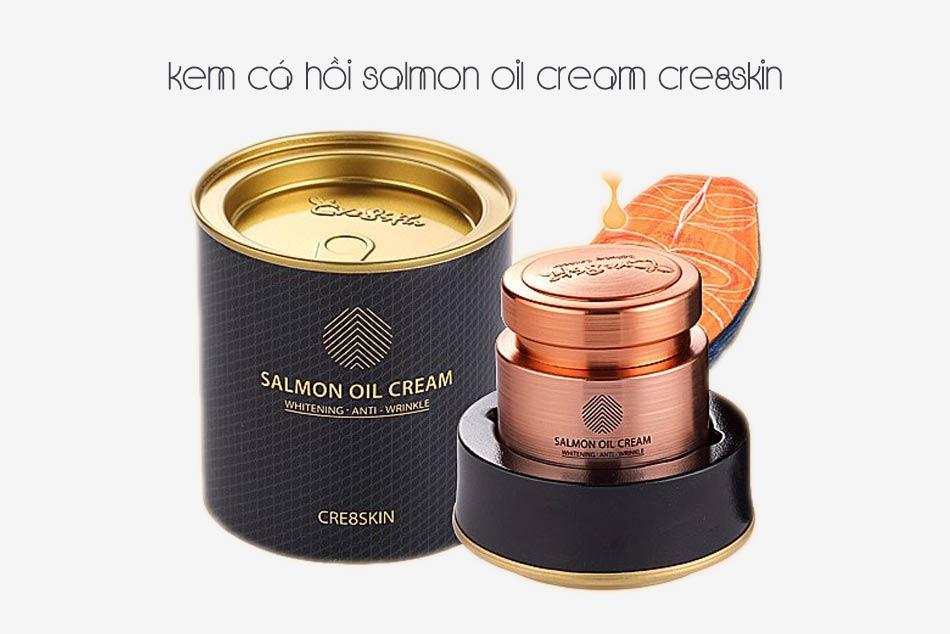 Kem Salmon Oil Cream Cre8skin